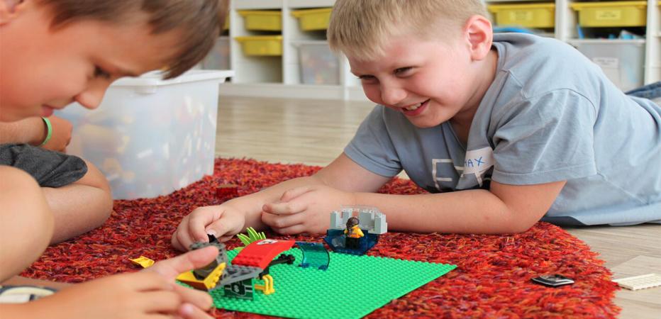 CHAMI LEGO