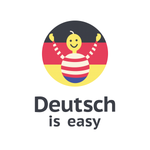 Deutch is easy