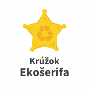 Krúžok Ekošerifa ZŠ