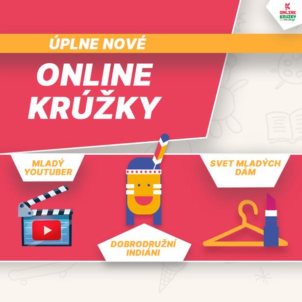 Online krúžky