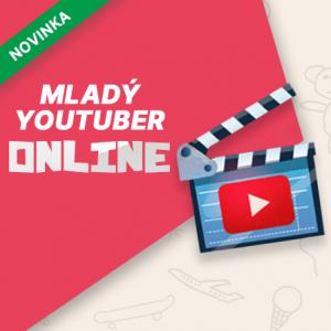 Mladý Youtuber online