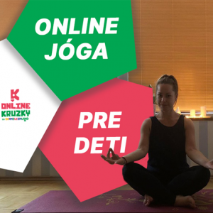 Hravá joga online